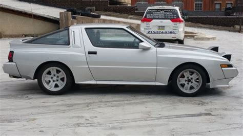 old car owners manuals 1988 mitsubishi starion electronic throttle control 1988 mitsubishi starion turbo excellence condition classic mitsubishi other 1988 for sale