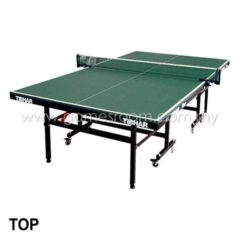 tibhar 9ft top table tennis table