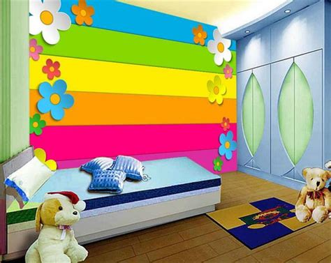 rainbow wall mural popular rainbow wall mural buy cheap rainbow wall mural