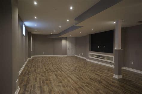 new basement cynthia jean st markham modern basement toronto by rhinoreno