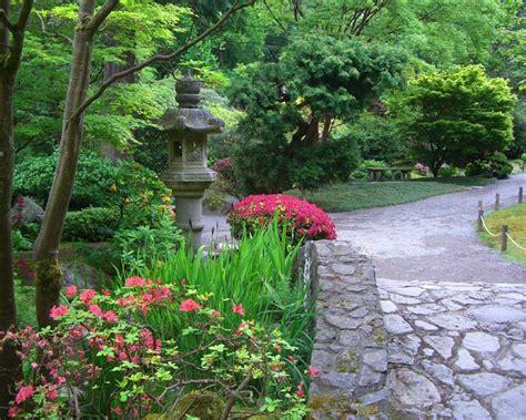 seattle japanese garden celebrates opening day march 1 mayor murray