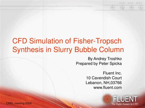 Fisher Mba Application Essay by A Comprehensive Mechanism For The Fischer Tropsch