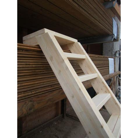 scale x soffitte scala in legno lamellare per accesso a soppalchi e