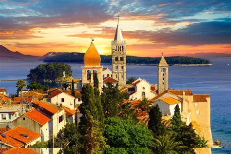 best places to visit in croatia 9 of the best places to visit in croatia evening