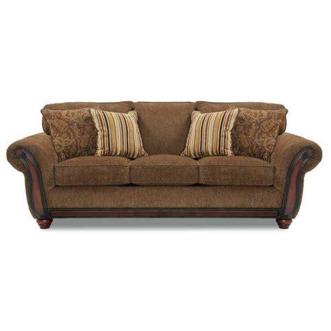 chestnut sofa cornell chestnut sofa d 5653 afw afw