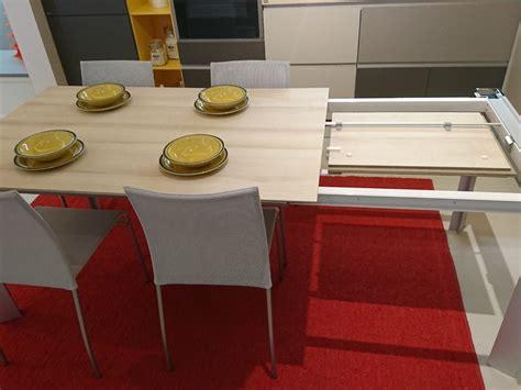 tavoli scavolini outlet tavolo in laminato rettangolare scavolini in offerta