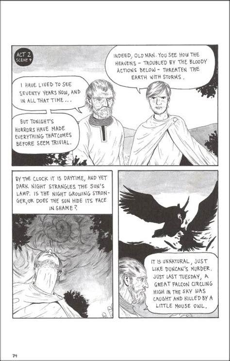 macbeth no fear shakespeare macbeth no fear shakespeare graphic novel 044192