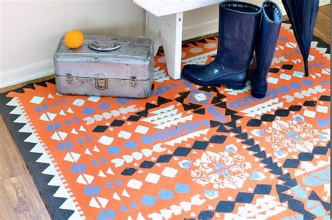 Diy Throw Rug by The 12 Best Diy Rug Tutorials Of All Time Porch Advice