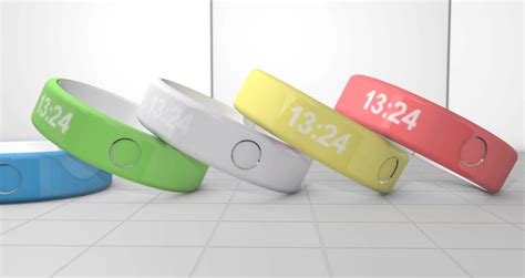 Apple bracelet concept   Concept Phones