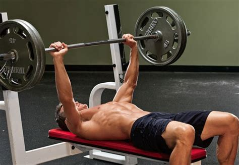 bench press types three bench press types that are extremely valuable for