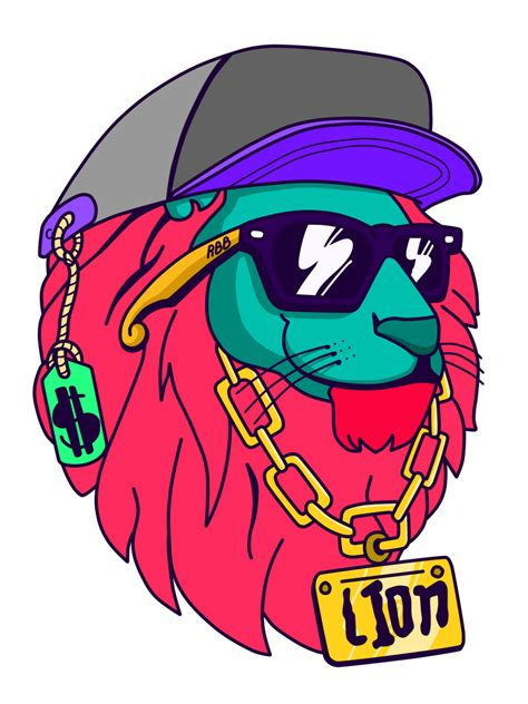 imagenes png swag young lion swag by rubenborges on deviantart