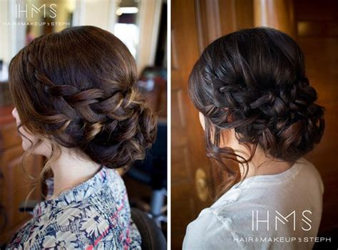 wedding hairstyles for brunettes the 25 best updo ideas on