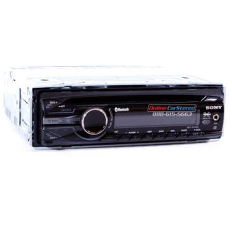 Sony Mex 1gp Cd Player With Built In Mp3 Memory At Crutchfield Sony Mex Bt2900 Bluetooth Enabled In Dash Cd Player With Mp3 Aac Wma Digital File