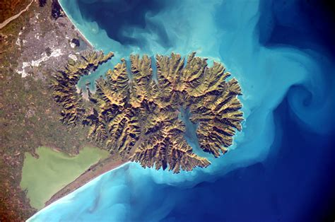 Lookup New Zealand Space In Images 2014 06 Banks Peninsula New Zealand