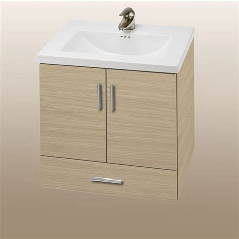 24 bathroom vanity with bottom drawer bathroom vanities wall hung daytona 24 vanity with 2
