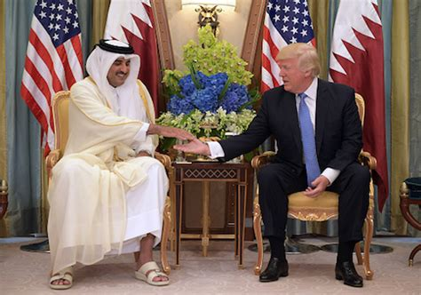donald trump qatar trump admin offers to mediate middle east crisis after