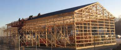 cost of a barn pole barns by apb building packages pole buildings
