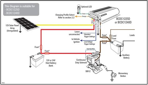 redarc bcdc charger wiring diagram 34 wiring diagram