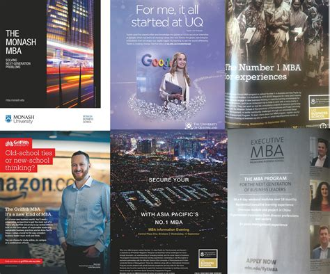Mba In Advertising Usa by Deakin Mba Ad Being Different Slim Digital