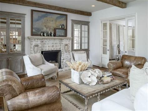 30 magnificent farmhouse living room decor ideas
