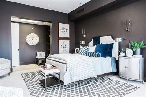 Smart Bedroom Designs Pictures Of The Hgtv Smart Home 2017 Master Bedroom Room Tours Of Hgtv Smart Home 2017 Hgtv