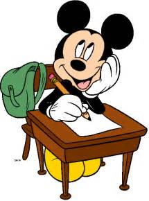 Disney back to school clip art images disney clip art galore
