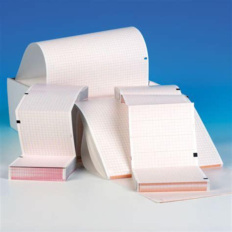 Z Fold Paper - ge marquette mac 6 12 8000 z fold paper x3