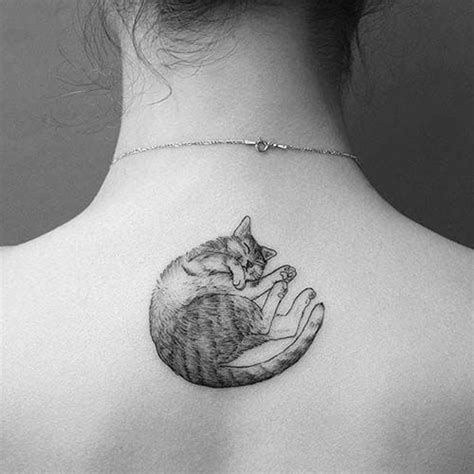 59 best kedi d 246 vmeleri cat tattoos images on pinterest