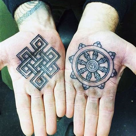 tattoo inside your hand 100 palm tattoo designs for men inner hand ink ideas