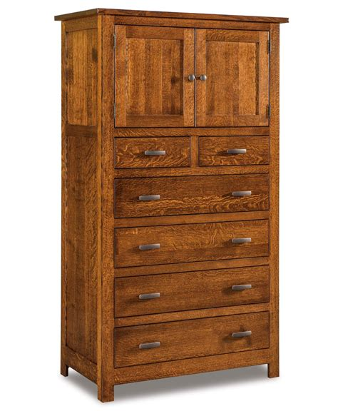 armoire chest flush mission armoire chest amish direct furniture