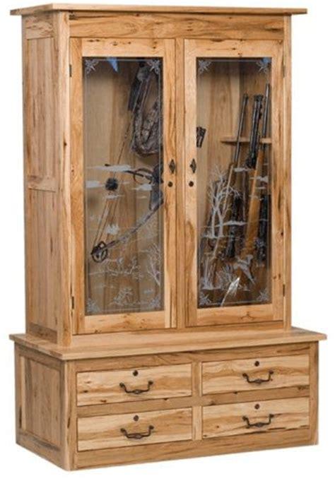 Best 25  Gun cabinets ideas on Pinterest   Gun safe diy, Woodworking ideas gun cabinet and