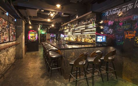Hong Kong Top Bars by The Underground Guide To Hong Kong S Best Dive Bars