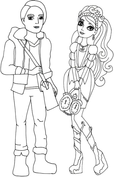 coloring page after high free printable after high coloring pages january 2014