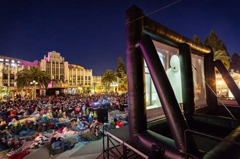 outdoor movies in the sf bay area