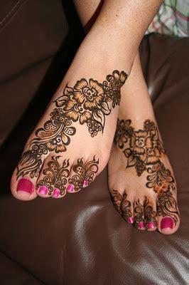 mehndi seni tattoo indah dari india beritaunik net