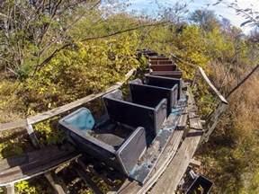 abandoned amusement park joyland an abandoned amusement park in kansas strange abandoned places