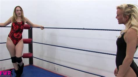 Femwrestling Rooms by Anything Goes Carrie Vs Fem Rooms