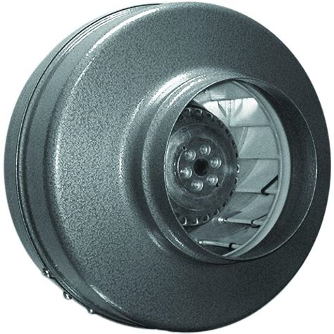 vortex 5 in powerfan inline duct fan vtx500 the home depot
