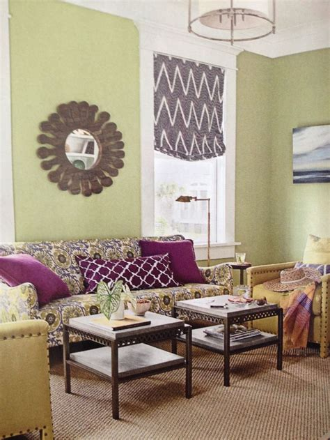 color combo sherwin williams hearts of palm on walls and eggplant accents best colors for