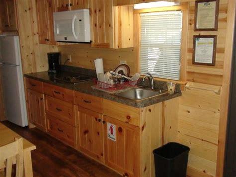 Hershey Park Cabin Rentals by Hershey Park Log Cabin Kitchen Picture Of Hersheypark Cing Resort Hummelstown Tripadvisor