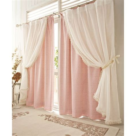 pastel curtains curtains pink curtains and pastel pink on pinterest