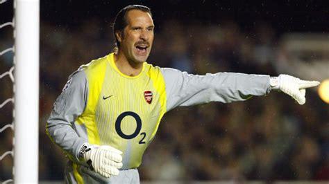arsenal goalkeeper fantasy football club meet arsenal legend david seaman