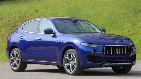 maserati levante blue 2017 maserati levante review with price horsepower and