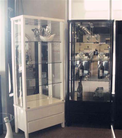 Modern glass bar cabinet 501 display cabinet modern