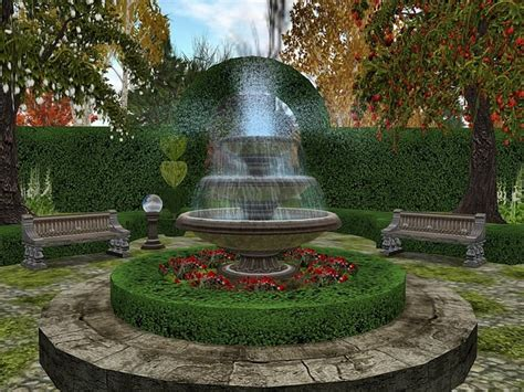 Backyard Water Fountains Ideas Outdoor Plans Garden Ideas Garden Pinterest