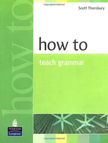 libro learning to teach in how to teach grammar p 250 blico libros