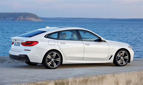 Bmw Gt Series by Bmw Introduces 6 Series Gt