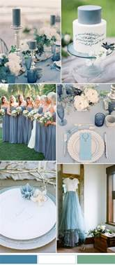 spring summer wedding color ideas 2017 from pantone niagara stylish wedd blog