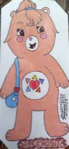 true heart bear care bears clubpenguin1 deviantart