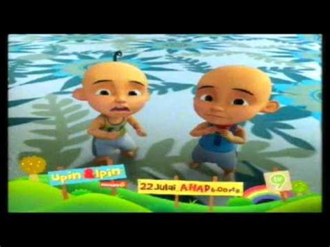 film upin ipin kembara kecil kecilan promo upin ipin season 6 kembara kecil kecilan